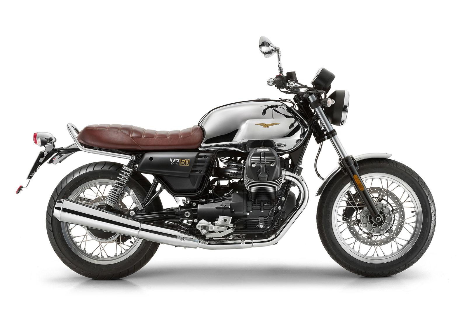 imagen de Moto Guzzi V7 anniversario