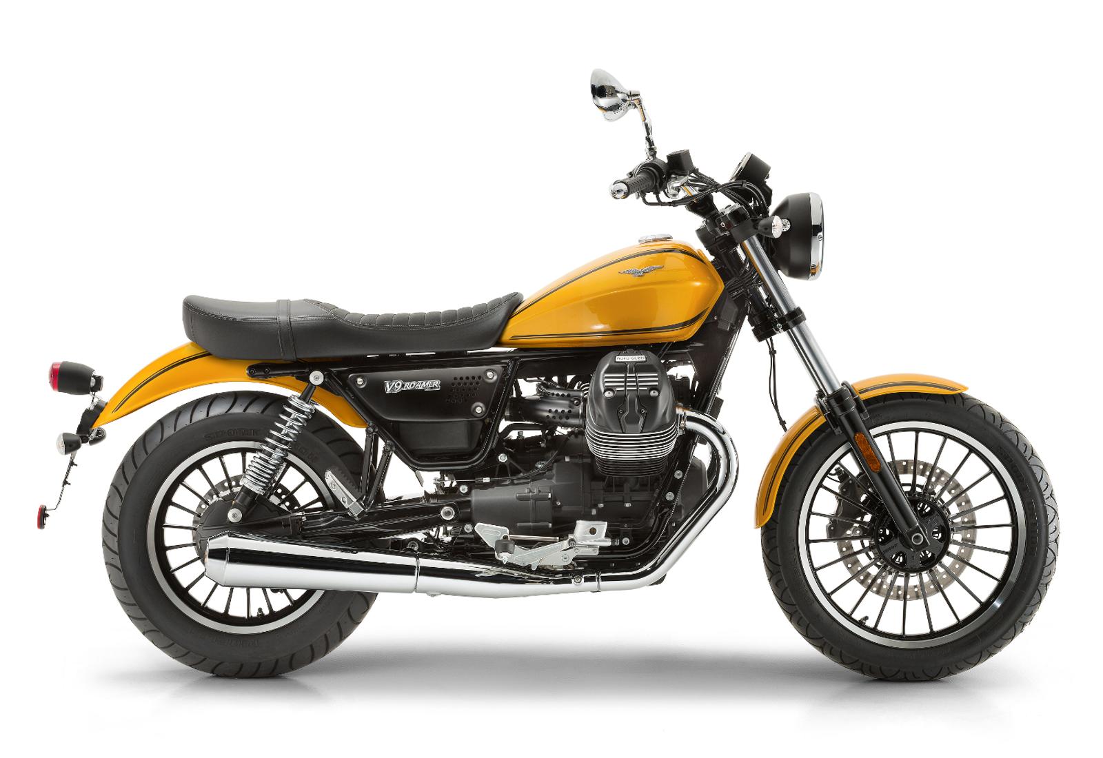 imagen de modelo V9 roamer de Moto Guzzi