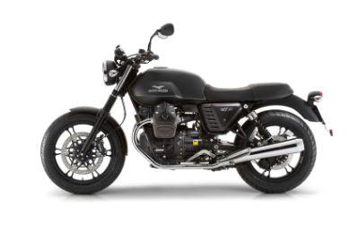 imagen de moto guzzi v7 ii stone